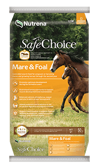 nutrena safechoice mare and foal