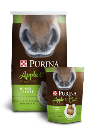 purina apple out