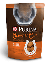 purina carrot oat treat