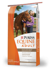 purina adult feed